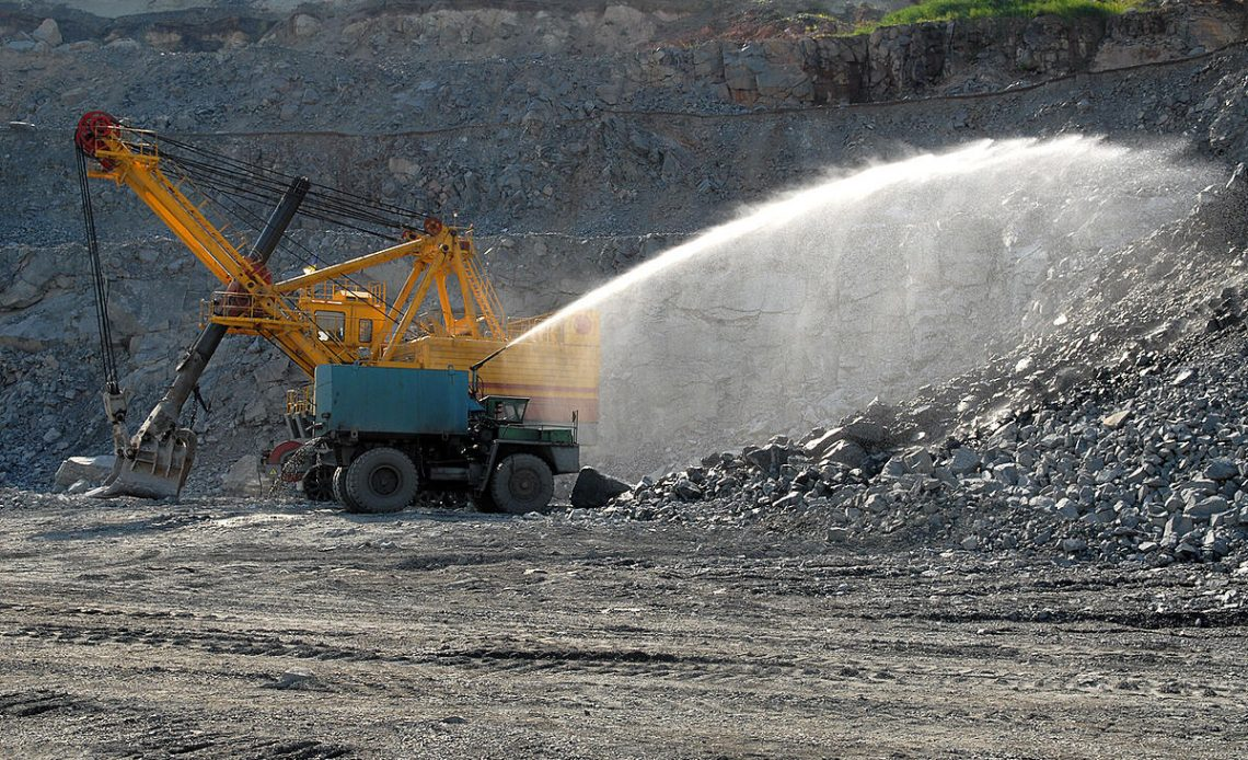 Oil Sands Extraction: Methods, Processes and Effects